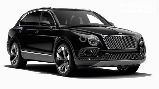 Bentley Bentayga wheels and tires specs icon