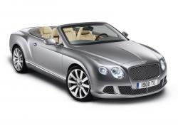 Bentley Continental GTC wheels and tires specs icon