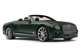 Bentley Continental GTC III Convertible
