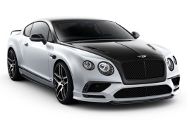 宾利 Continental Supersports II Coupe