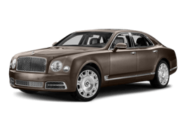Bentley Mulsanne II Facelift Saloon