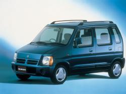 Suzuki Wagon R I MPV