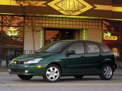 Ford Focus I (North America) Hatchback