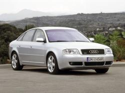 Audi A6 II (C5) Restailing Saloon