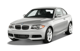 BMW 1 Series I LCI (E87/E81/E82/E88) (E82) Coupe