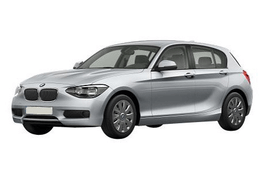 BMW 1 Series II (F20/F21) (F20) Hatchback