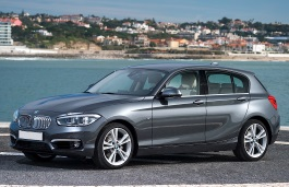 BMW 1 Series II LCI (F20-F21) Hatchback