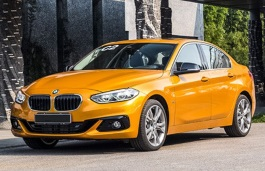 BMW 1 Series F52 Berline