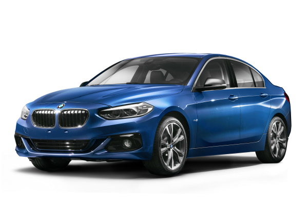 BMW 1 Series F52 (F52) Berline
