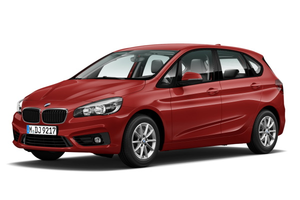 BMW 2 Series Active Tourer wheels and tires specs icon