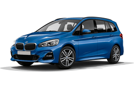 BMW 2 Series Gran Tourer wheels and tires specs icon