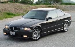 BMW 3 Series III (E36) Coupe