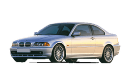 BMW 3 Series IV (E46) Coupe
