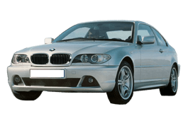 BMW 3 Series IV (E46) Facelift Coupe