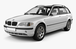 BMW 3 Series IV (E46) Facelift Touring