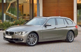 BMW 3 Series VI LCI (F30/F31/F34) (F31) Touring