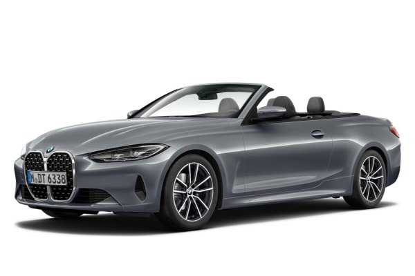 BMW 4 Series G22/G23 (G23) Convertible