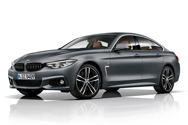 BMW 4 Series Gran Coupe G26 (G26) Saloon