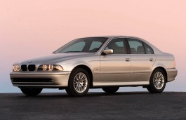 Автомобиль BMW 5 Series IV (E39) , год выпуска 1995 - 2004