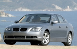 BMW 5 Series V (E60/E61) (E60) Saloon
