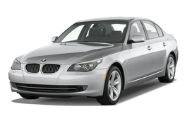 BMW 5 Series V (E60/E61) Facelift (E60) Седан