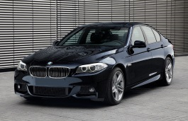 Bmw 5 Series 2009 Wheel Tire Sizes Pcd Offset And Rims Specs