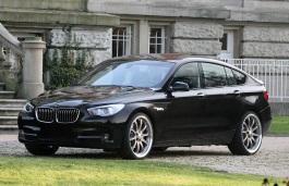 BMW 5 Series VI (F07) Gran Turismo