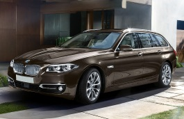 BMW 5 Series VI LCI (F10/F11/F07) (F11) Touring