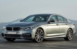 bmw 5 series - specs of wheel sizes, tires, pcd, offset and rims