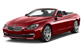 BMW 6 Series III (F06/F12/F13) (F12) Convertible