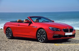 BMW 6 Series III LCI (F06/F12/F13) (F12) Convertible