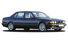 BMW 7 Series II (E32) (E32) Berline