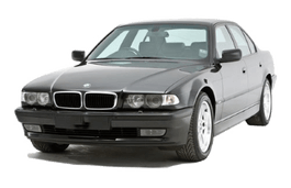 BMW 7 Series III (E38) (E38) Berline