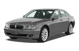 BMW 7 Series IV (E65/E66/E67/E68) Facelift (E65) Berline