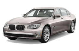 BMW 7 Series V (F01/F02/F03/F04) (F01) Berline