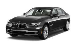 BMW 7 Series V (F01/F02/F03/F04) Facelift (F01) Berline