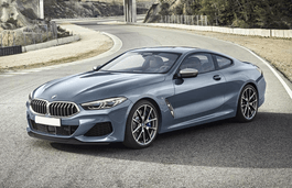 opony do BMW 8 Series G14/G15 [2018 .. 2020] Coupe, 2d