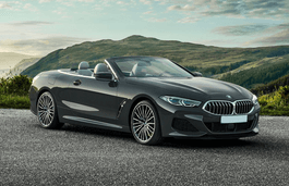 opony do BMW 8 Series G14/G15 [2018 .. 2020] Convertible, 2d