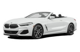BMW 8 Series G14/G15/G16 (G14) Convertible