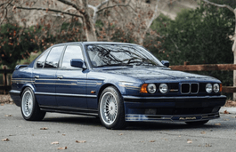 BMW Alpina B10 wheels and tires specs icon