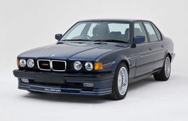 BMW Alpina B12 E32 Saloon