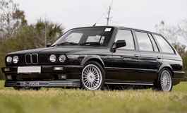 BMW Alpina B3 wheels and tires specs icon