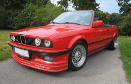 BMW Alpina B3 E30 Convertible