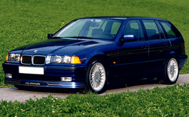 BMW Alpina B3 E36 Touring