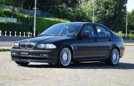BMW Alpina B3 E46 Saloon