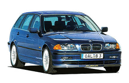 BMW Alpina B3 E46 Touring