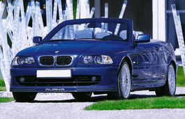 BMW Alpina B3 E46 Convertible