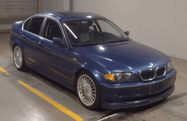 BMW Alpina B3 E46 Facelift Седан