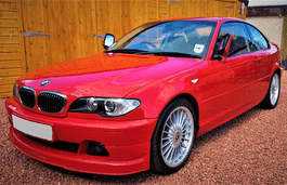 BMW Alpina B3 E46 Facelift Coupe