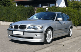 BMW Alpina B3 E46 Facelift Touring